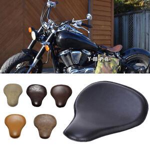 Motorcycle Solo Driver Seats For Kawasaki Vulcan Vn 500 750 800 900