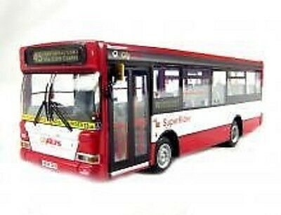 CREATIVE MASTER NORTHCORD UK3028 OO SCALE Dennis Dart MPD s deck bus Plymouth
