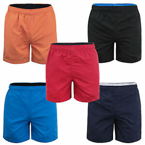 Kleidung & Accessoires Mens Nike Swim Shorts Swimming Beach Summer White Stripe Size Xxl Xxlarge Trunks Herrenmode