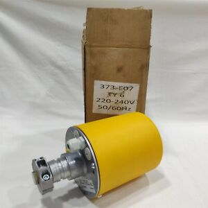 baelz Motorized Linear Actuator Type : 373-E07 F2000N. Made in Germany