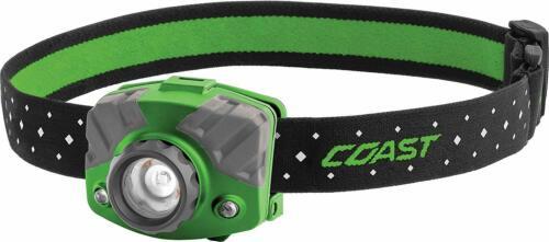 Coast 20615 FL75 435 LM Dual Color Focusing DEL projecteur vert