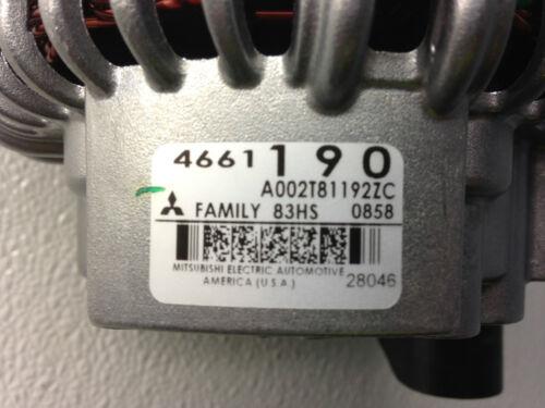ALTERNATOR 4793190 DODGE NEON 95-97 Plymouth Neon 2.0L L4 OEM MOPAR