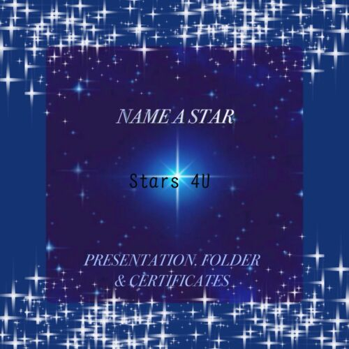 ☆ PERSONALISE A STAR..PERFECT PERSONALISED GIFT ☆THANK YOU NHS