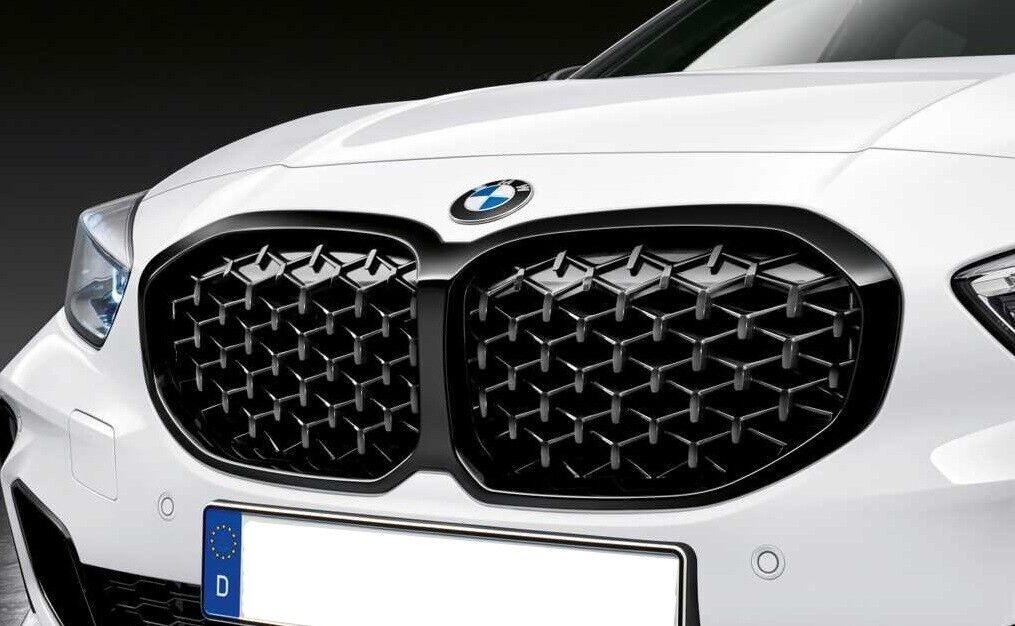 SPORT PERFORMANCE GRIGLIA ANTERIORE renale frase in esclusiva per BMW e90 anno 05-08