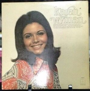KAREN-WYMAN-Self-Titled-Album-Released-1970-Vinyl-Record-Collection-US-pressed