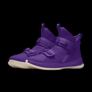 Nike-Lebron-Soldier-13-XIII-iD-Purple-Glow-Sole-Custom-Mens-Basketball-2019-NEW