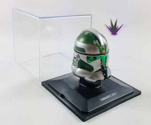 fascicle 27 Commandant Gree Helmet Casque Star Wars 1//5 Altaya