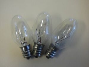15 Watt Night Light Bulbs Fits Wall Plug In Scentsy