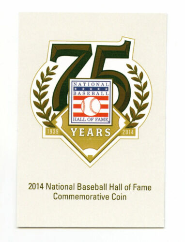 2014 S BASEBALL HALL OF FAME HOF NGC PF70 UCAM PROOF HALF DOLLAR FIRST RELEASES