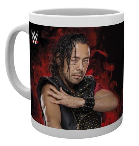 WWE Nakamura Mug