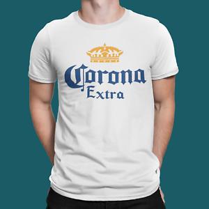 T-Shirt Corona Extra Bier Lustig fun Spaß Geschenk Damen S-3XL Herren S-5XL
