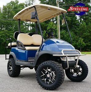 Club Car Precedent Golf Cart Sgc 6 A Arm Lift Kit 12 Wheels And