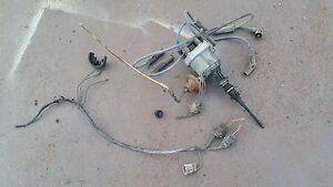 1983 ford ignition wiring 1983 ford pickup ignition distributor and wiring harness l6 ebay  1983 ford pickup ignition distributor