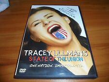 Tracey Ullman - State of the Union (DVD, Widescreen 2008) Showtime Used