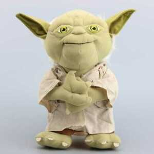 Star-Wars-The-Mandalorian-Master-Yoda-Peluche-Poupee-36cm-Plush-Figure-Toy
