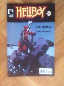 HELLBOY-THE-CORPSE-MIGNOLA-VERY-FINE-NEAR-MINT-W4