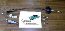 Shifter Cable kit 9pc Turbo TH 350 Camaro Chevelle Monte Carlo 68 69 70 71 72