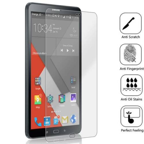 2016 Samsung Galaxy Tab A 10.1 Clear Screen Protector Shield 3-PACK BISEN