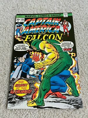 Captain America #188, VF- 7.5, Falcon, Peggy Carter | eBay
