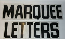 Stewart Co Outdoor Marquee Rigid Sign Letters 6 On 7 Acrylic Panel A Z Punctu