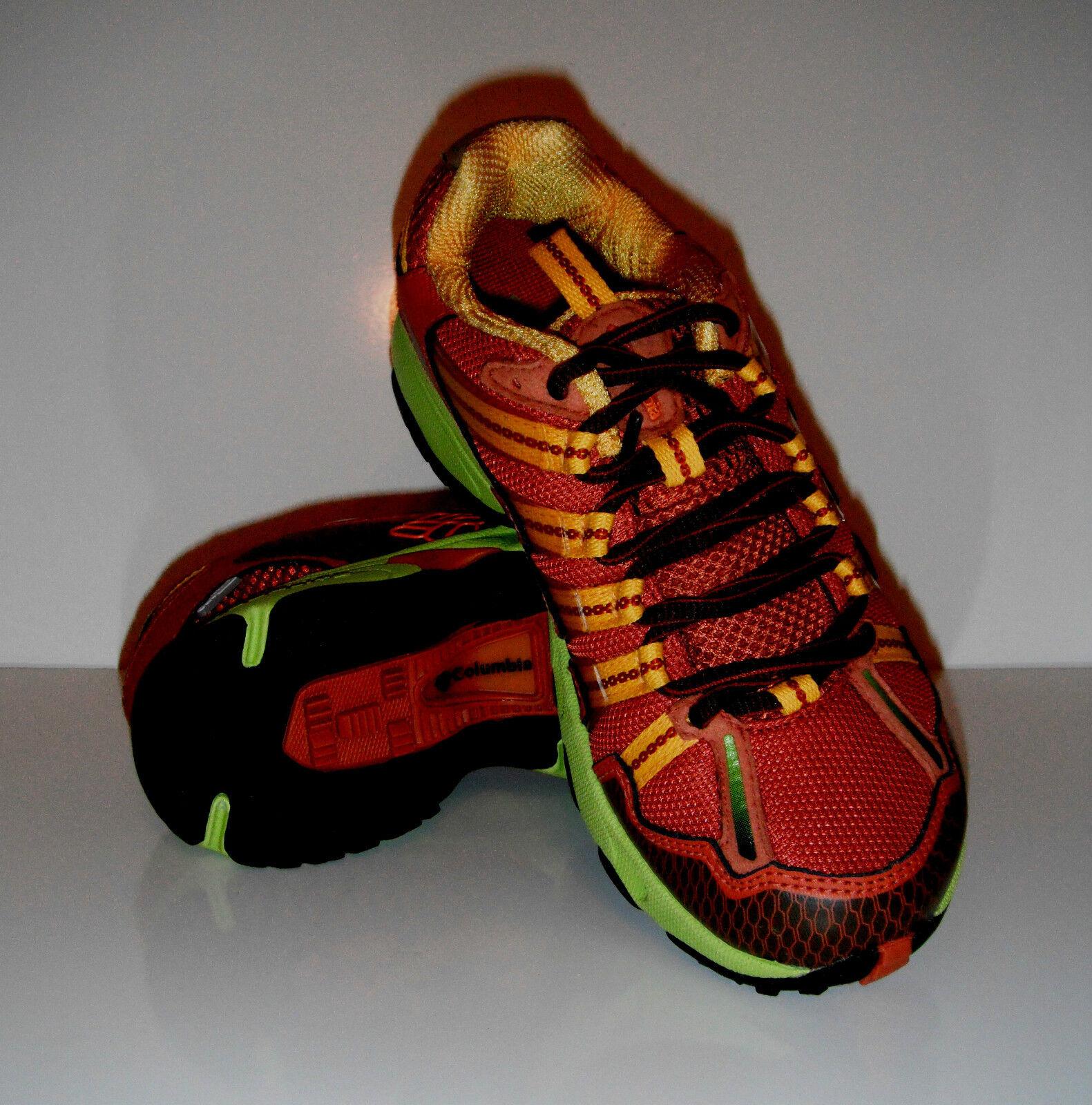 New Columbia WMN Talus Ridge OutDry Waterproof Trail Running Sneakers sz 5