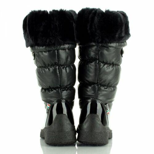 Nize plates femmes Bottes neige Black pour de Daniel Hw8Aq
