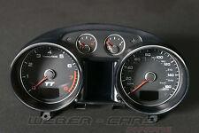 Audi TT 8J 160 MPH 270 km/h USA Tacho MFA Kombiinstrument 8J0920990C 8J0920990EX