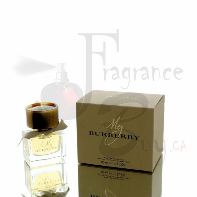 My Burberry EDP W 90ml Boxed