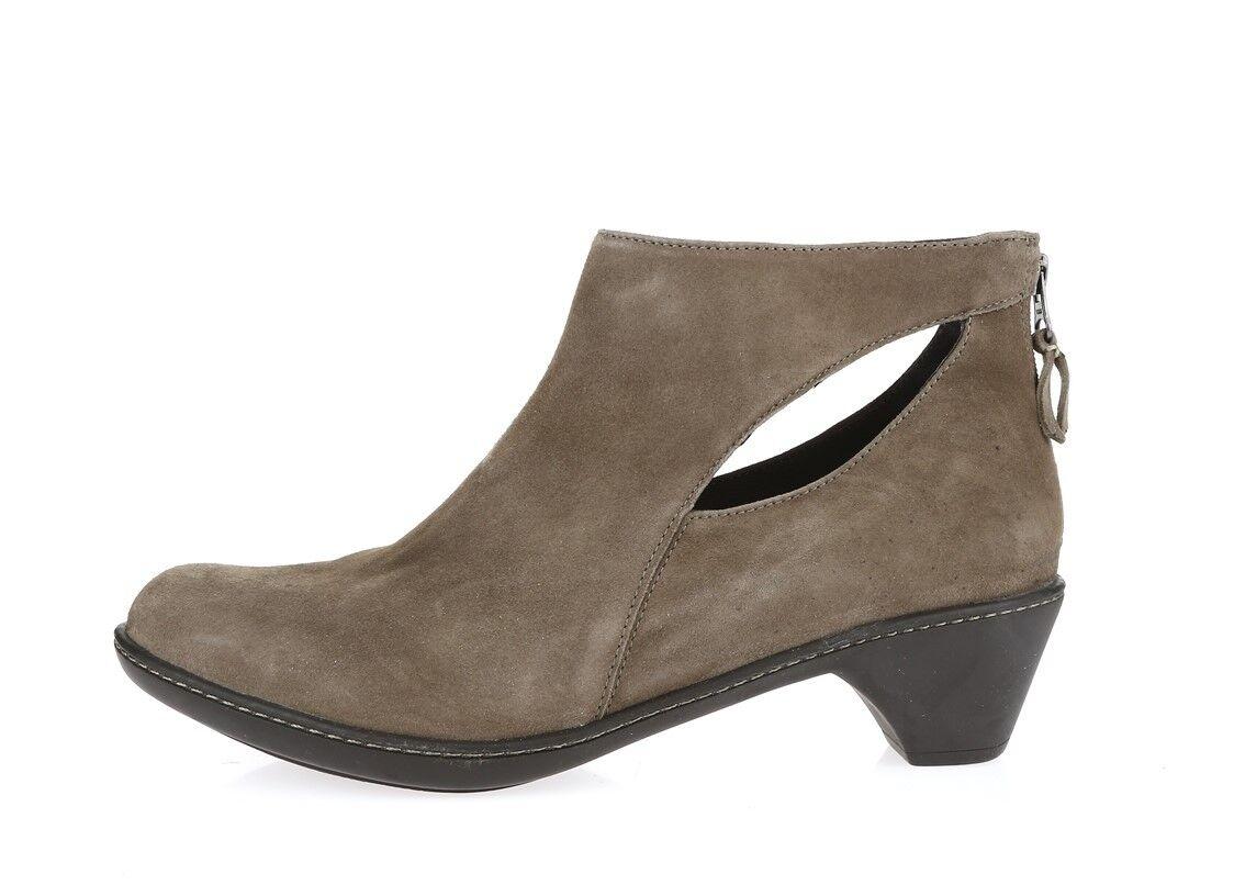 Damenschuhe DANSKO Grau Suede Ankle Stiefel Sz. Sz. Sz. 42 b06ab2