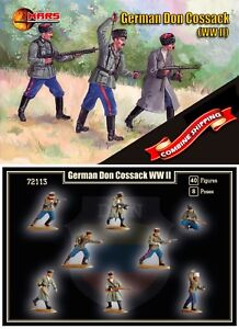 Mars 72113 - 1:72 German Don Cossack WWII