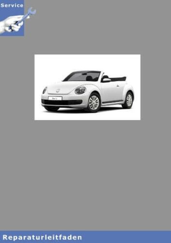 03/> Reparaturanleitung VW New Beetle Carbio Stromlaufplan Typ 9C