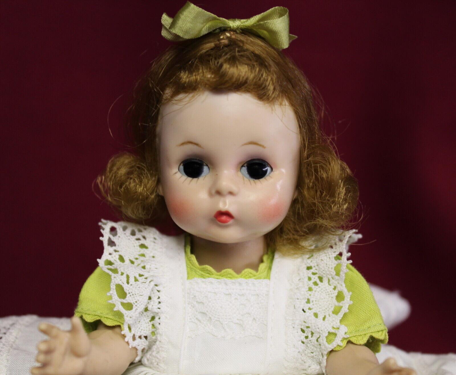 DELIGHTFUL Madame Alexander-kins BKW 1956 Blonde Doll