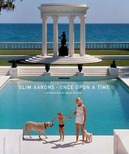 Slim Aarons: Once Upon a Time by Frank Zachary (English) Hardcover Book
