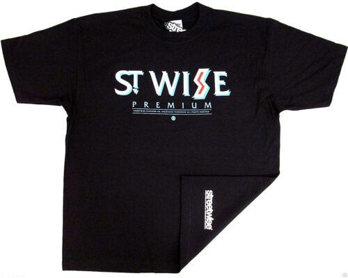 STREETWISE SAINT IDES T-shirt St Ides Malt Liquor Beer Tee Adult Men/'s 4XL NWT