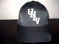 UNLV Runnin Rebels Top Of The World NCAA Fitted cap Hat Large/XL Ships Free