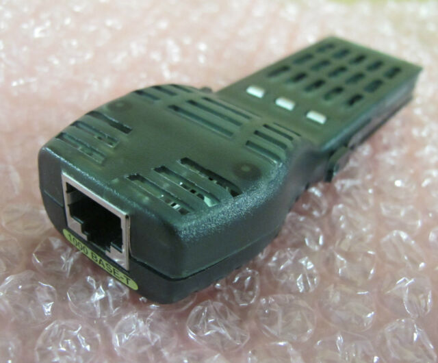 Genuine Cisco WS-G5483 GBIC 1000BASE-T Gigabit Transceiver Module 73-7684-05