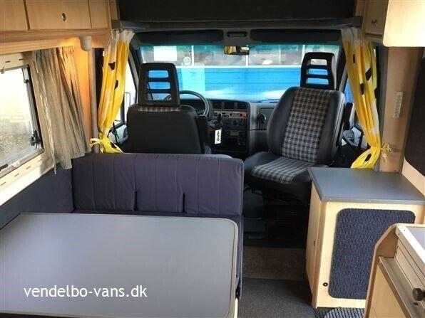 Dethleffs Globebus, 1997, km 188548
