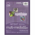 UCREATE Art1st Multi Media Art Paper 9 X 12
