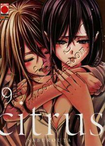 CITRUS-9-Planet-Manga-Panini-Comics-NUOVO