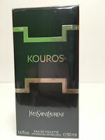 Kouros By Yves Saint Laurent 1.6 Oz 50 Ml Edt Spray In Sealed Box