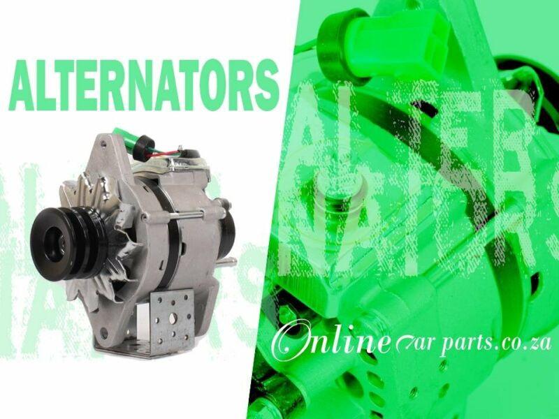 Alternators and Voltage Regulators