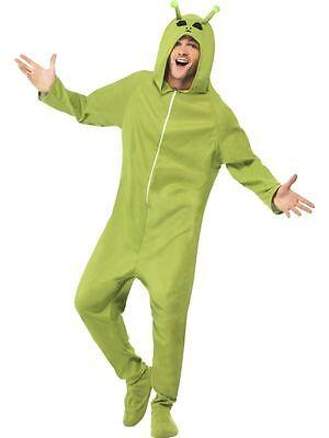 """Alieno Costume, Torace 38"""" -40"""", Costume Halloween Adulto-mostra Il Titolo Originale"""