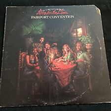 Fairport Convention Rising for the Moon US Island Original 1975 Sandy Denny