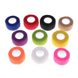 2-5cm-4-5m-Waterproof-self-adhesive-elastic-bandage-Medical-Nonwoven-Cohesive-DD