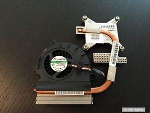 HP-EliteBook-8440p-Ersatzteil-Luefter-Cooler-Kuehler-Fan-Heatsink-592950-001
