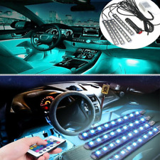 Parts Accessories Rgb Led Lights Car Interior Floor Decor Atmosphere Strip Lamp Fits Isuzu