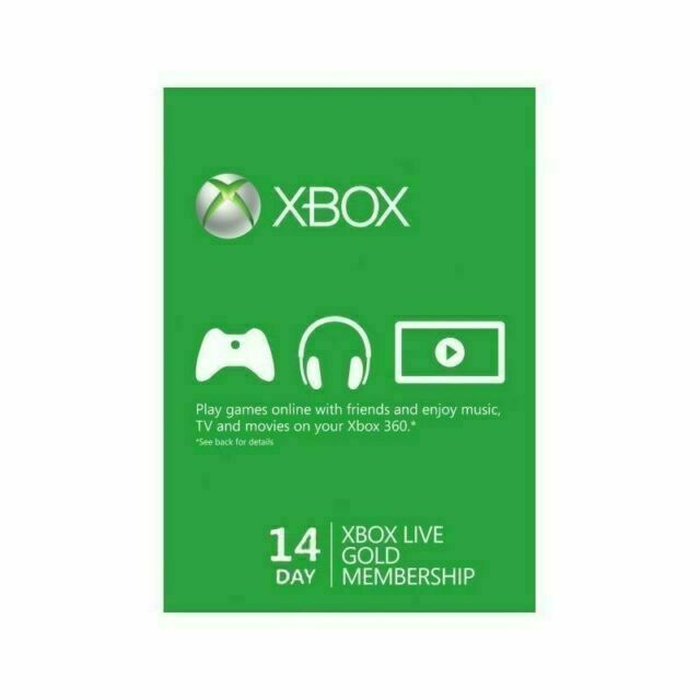 XBOX LIVE 14 Day GOLD Game Pass Ultimate Trial Code INSTANT DISPATCH  - $3.99