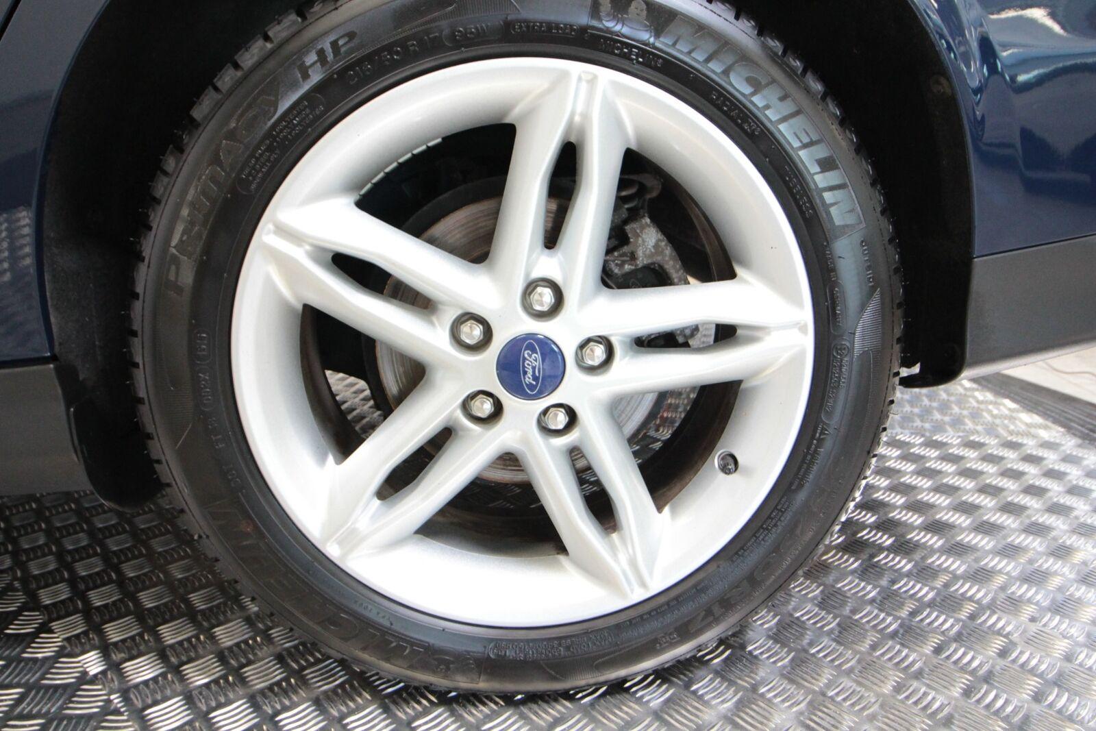 Ford Focus TDCi 150 Titanium stc. aut.
