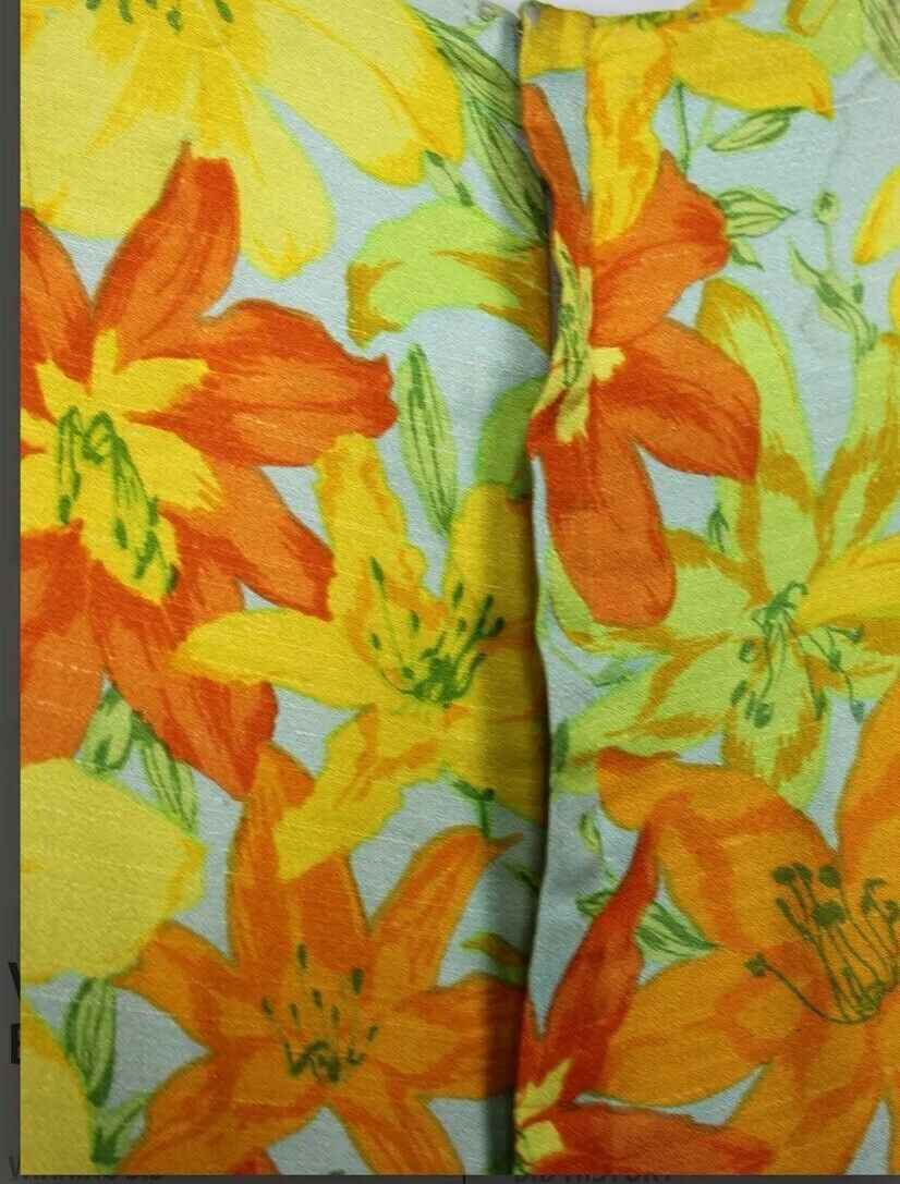 Scaasi Boutique Ruth Roaman Vintage1960s  Bold Fl… - image 7