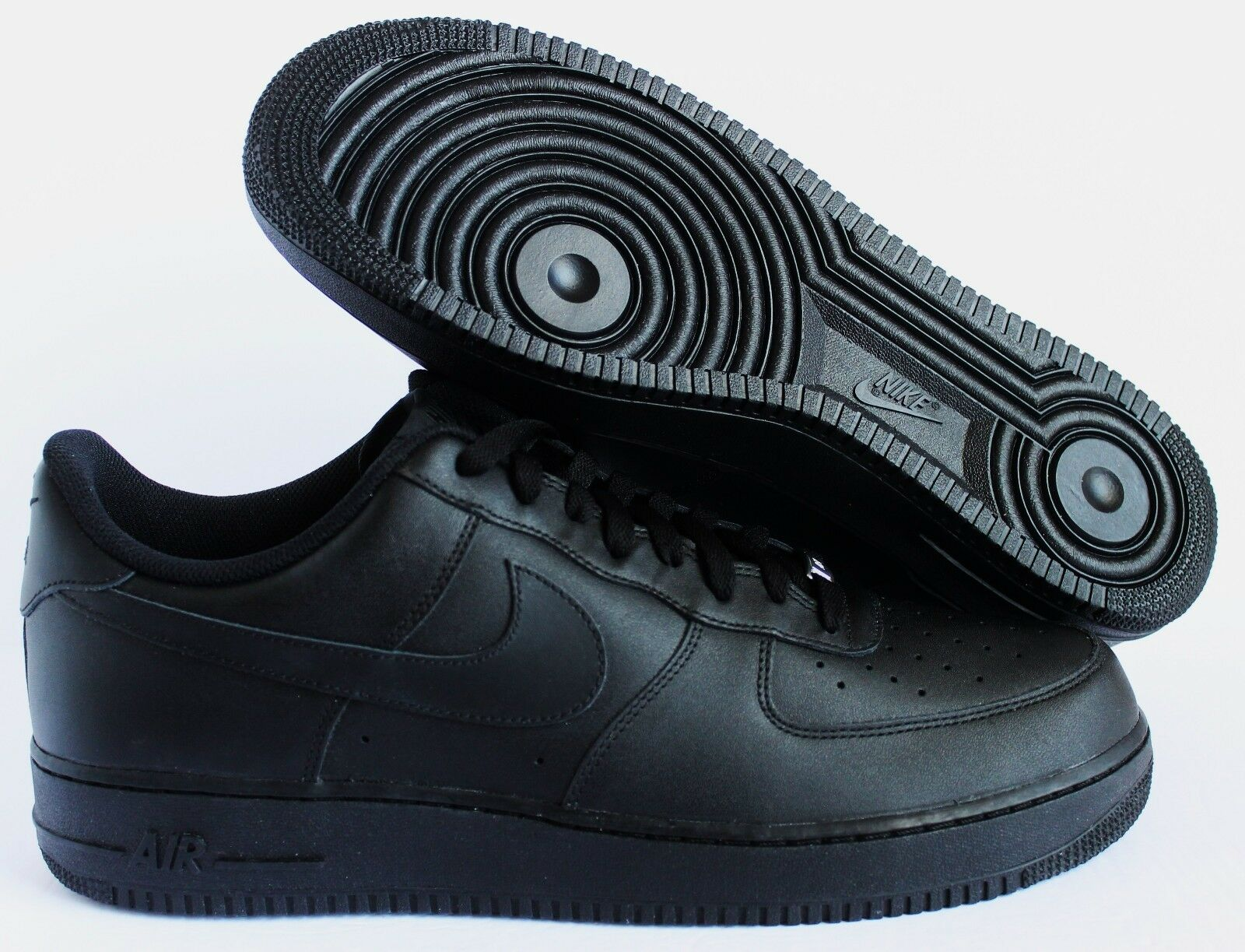 Nike air force 1 07 nero sz / nero sz nero 14 [315122-001] 7deca5